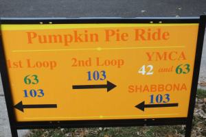 Pumpkin Pie Ride 1